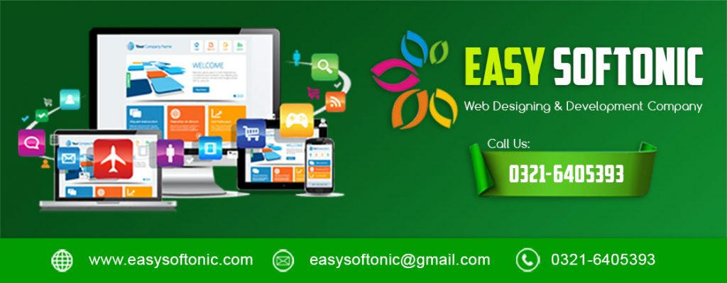 E-commerce Website Design Company Lahore Pakistan